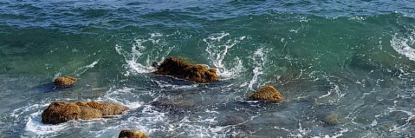 Мартьян, осеннее море