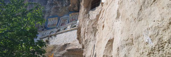 4 пещерный монастырь
