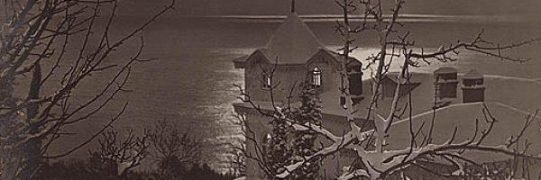 0 зимний день в Крыму 1900 год