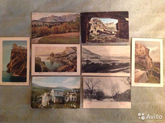 Старые фото крым